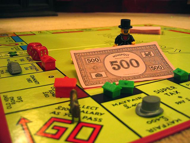 Fremdfinanzierung von Journalismus birgt Risiken - aber wie lassen diese sich abschätzen? (Photo credit: CC BY NC ND 2.0: David D. Muir/flickr.com)