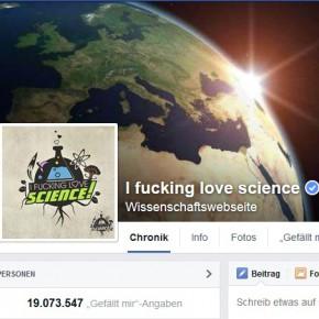 Gottverdammt verliebt in Wissenschaft