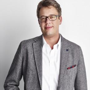"""Nikolaus Röttger scheut sich nicht, """"journalistisch-philosophisch"""" zu werden, wenn er WIRED beschreibt. (Foto: (C) Condé Nast Verlag)"""