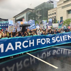 Wohin, March for Science?