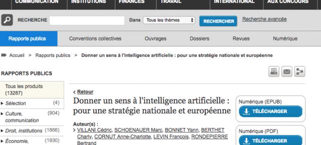 Künstliche Intelligenz: Recommended for you