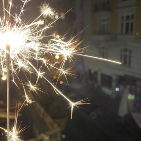 Metas Woche: Happy new year?